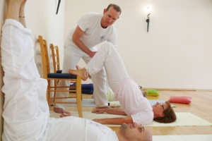 yoga adapté niort