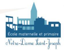 logo-école notre dame niort